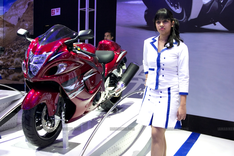Suzuki Auto Expo 2012 India -30