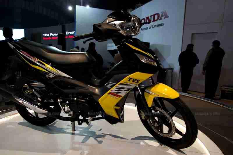 TVS Auto Expo 2012 India 08