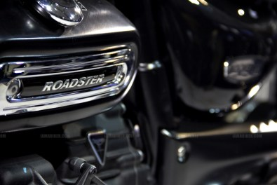 Triumph Motorcycles Auto Expo 2012 India 06