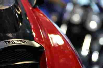 Triumph Motorcycles Auto Expo 2012 India 25