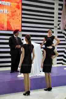 Vespa - Piaggio Auto Expo 2012 India 33