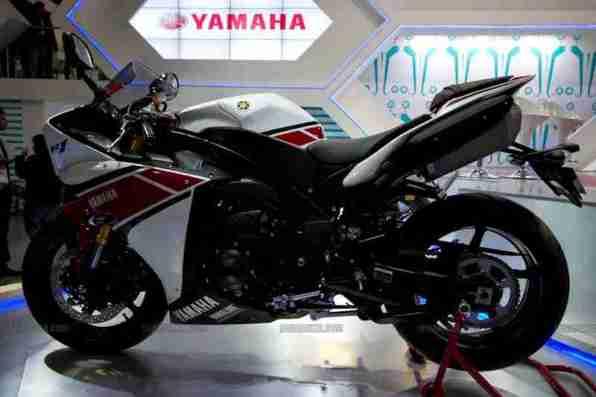 Yamaha Auto Expo 2012 India 04
