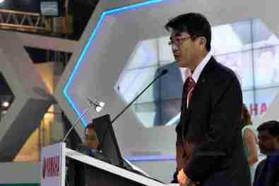 Yamaha Auto Expo 2012 India 09