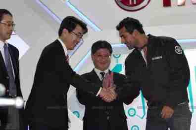 Yamaha Auto Expo 2012 India 21
