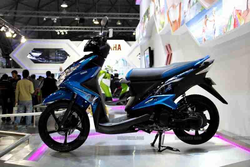 Yamaha Auto Expo 2012 India 24