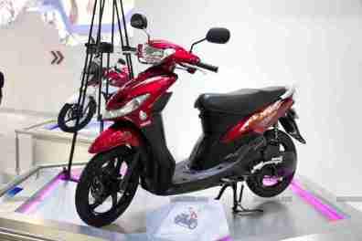 Yamaha Auto Expo 2012 India 35