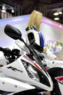 Yamaha R15 V 2.0 50th Anniversary edition Auto Expo 2012 India 24