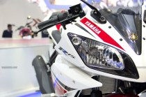 Yamaha R15 V 2.0 50th Anniversary edition Auto Expo 2012 India 36