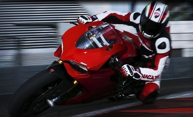 Ducati up for grabs - Mahindra might buy out
