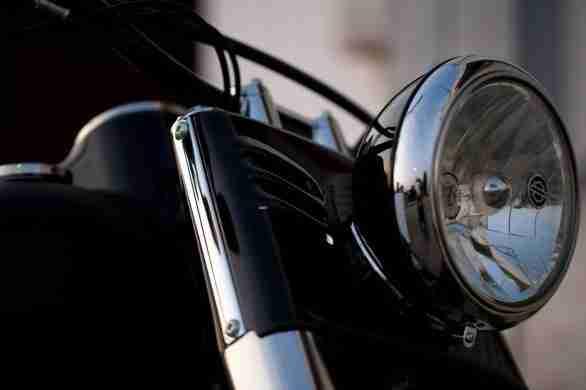 Harley Davidson Sportster Seventy-Two and Softail Slim 08