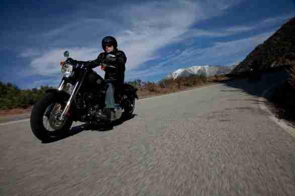 Harley Davidson Sportster Seventy-Two and Softail Slim 17
