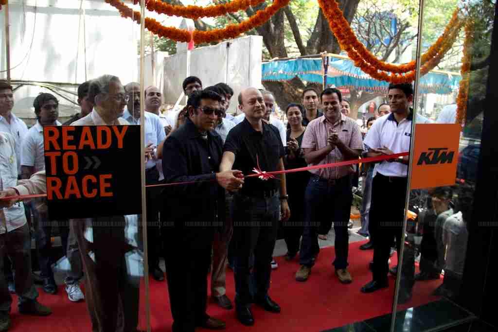 KTM Duke 200 Bangalore launch 08