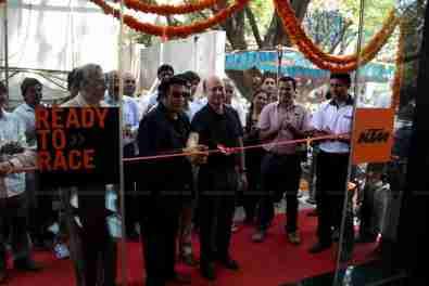 KTM Duke 200 Bangalore launch 09