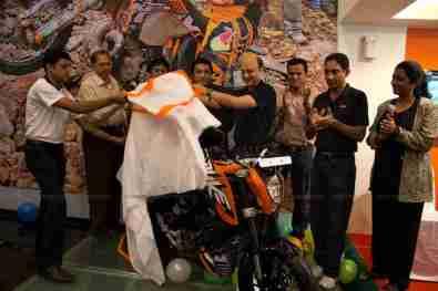 KTM Duke 200 Bangalore launch 18