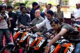 KTM Duke 200 Bangalore launch 25