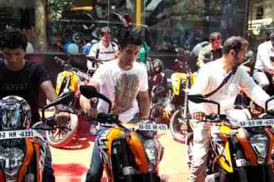 KTM Duke 200 Bangalore launch 29