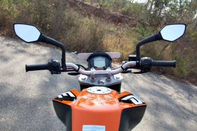 KTM Duke 200 review 11