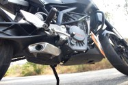 KTM Duke 200 review 22