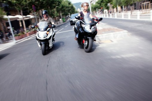 LEMev Stream electric scooter 2012 07