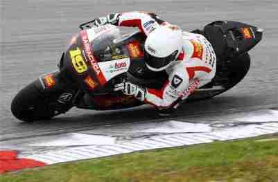 MotoG Sepang testing 2012 02