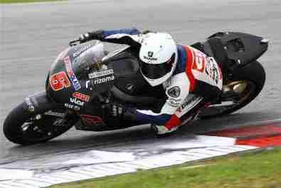MotoG Sepang testing 2012 05