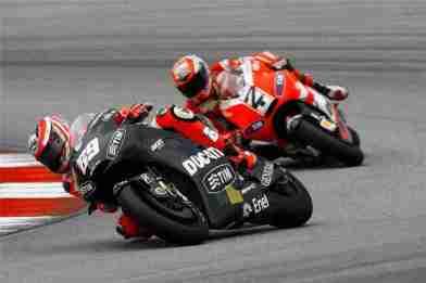 MotoG Sepang testing 2012 09