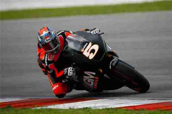MotoG Sepang testing 2012 12