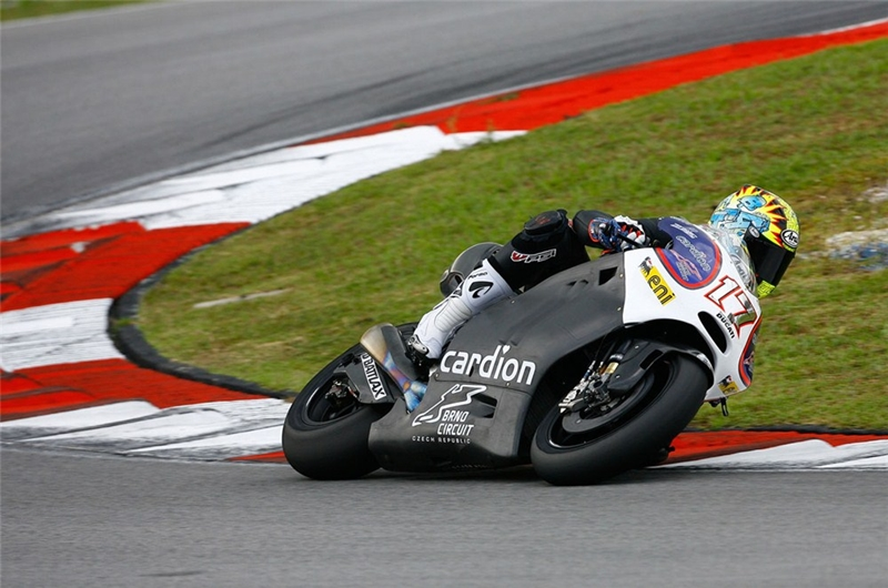 MotoG Sepang testing 2012 21