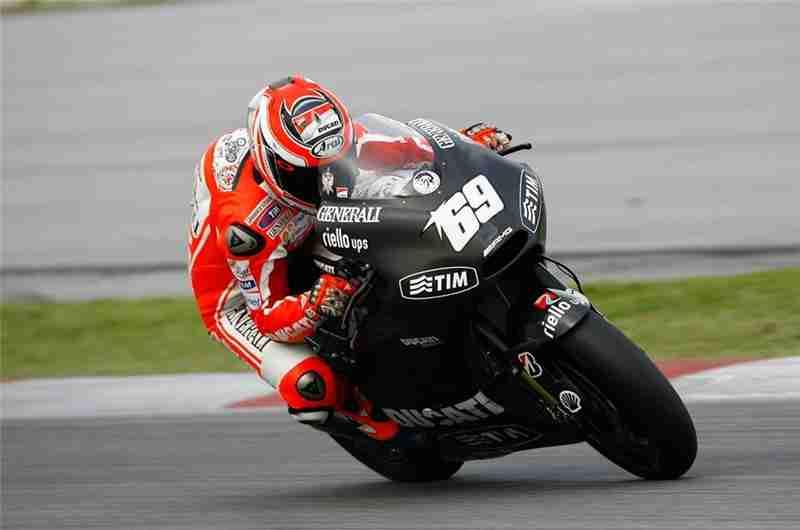 MotoG Sepang testing 2012 22