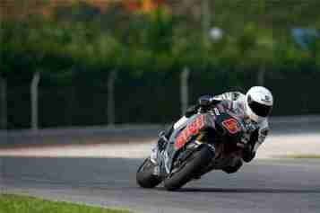 MotoG Sepang testing 2012 26