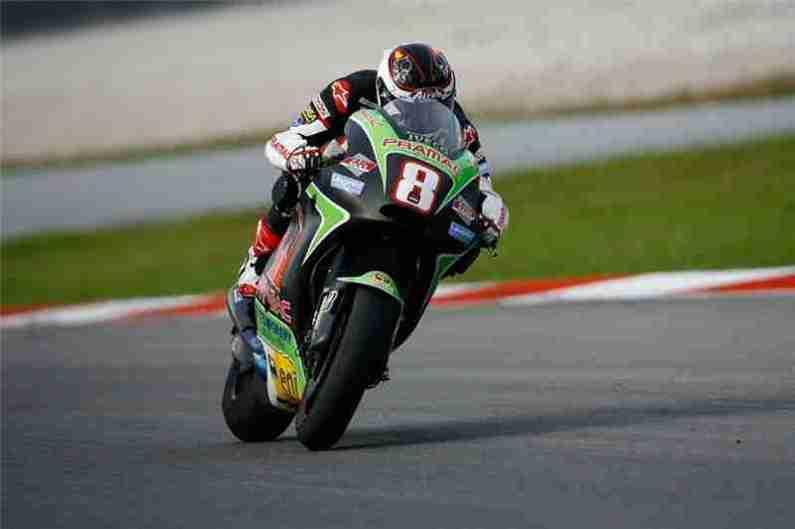 MotoG Sepang testing 2012 29