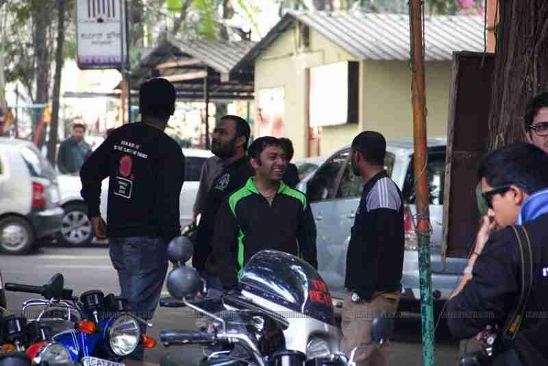RD 350 club Bangalore 28