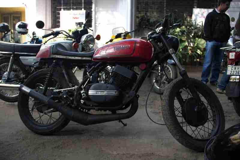 RD 350 club Bangalore 44