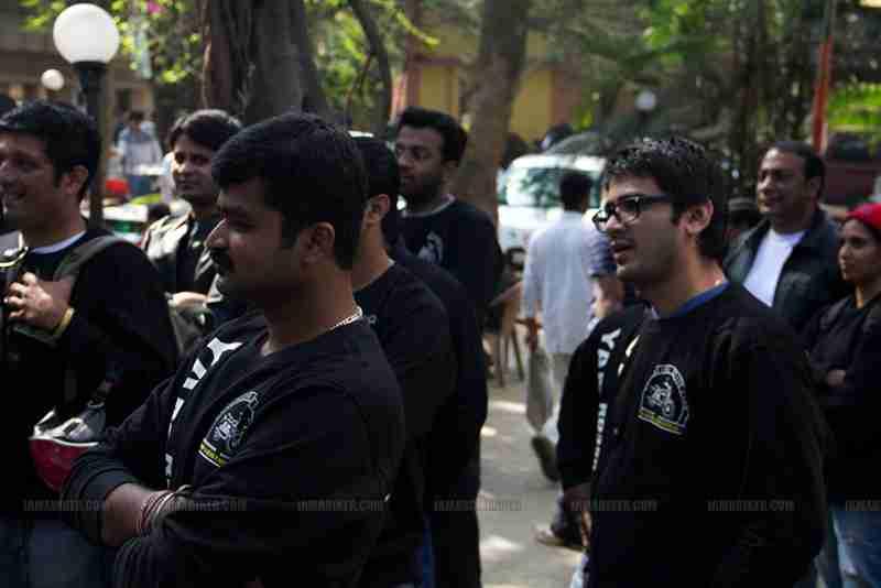 RD 350 club Bangalore 58