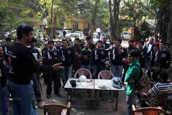 RD 350 club Bangalore 65