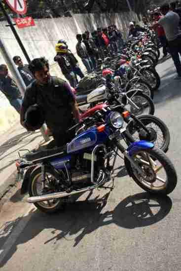 RD 350 club Bangalore 75