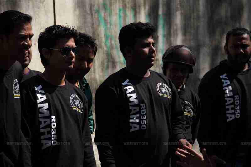 RD 350 club Bangalore 78