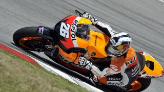 Repsol Honda Sepang test - Day 1 report