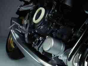 2012 Honda CB1000R - Matt Gray and Gold 04
