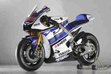 2012 Yamaha YZR-M1 -1000cc 09
