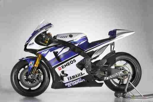2012 Yamaha YZR-M1 -1000cc 10