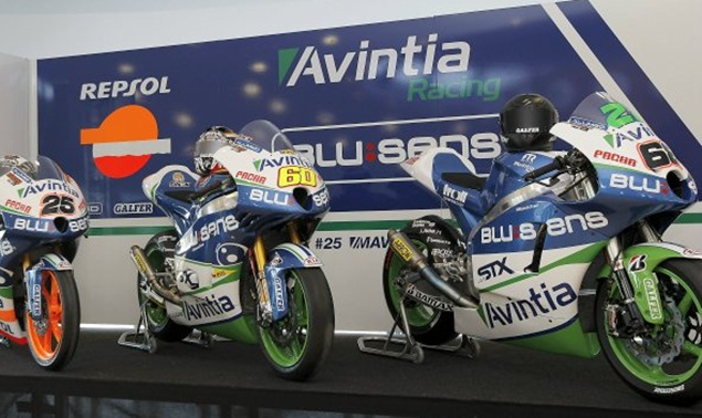 Avintia Racing 2012 team presentation