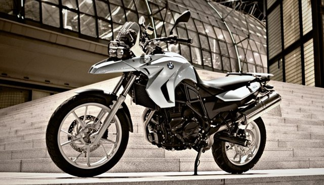 bmw f650 gs comes to india