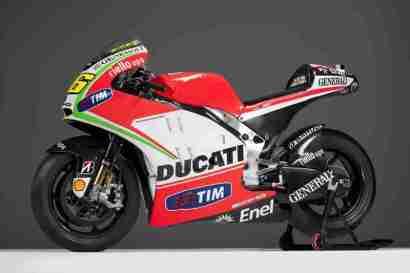 Ducati Desmosedici GP12 2012 01
