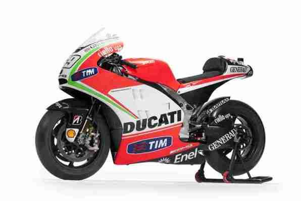 Ducati Desmosedici GP12 2012 06