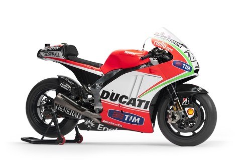 Ducati Desmosedici GP12 2012 07
