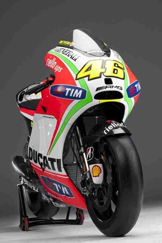 Ducati Desmosedici GP12 2012 25