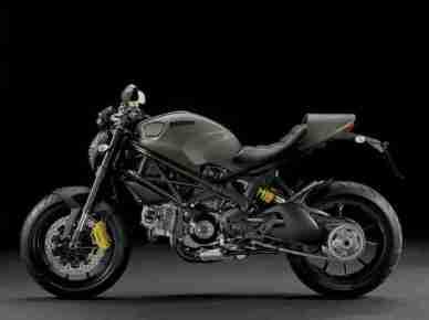 Ducati Monster Diesel Edition 04