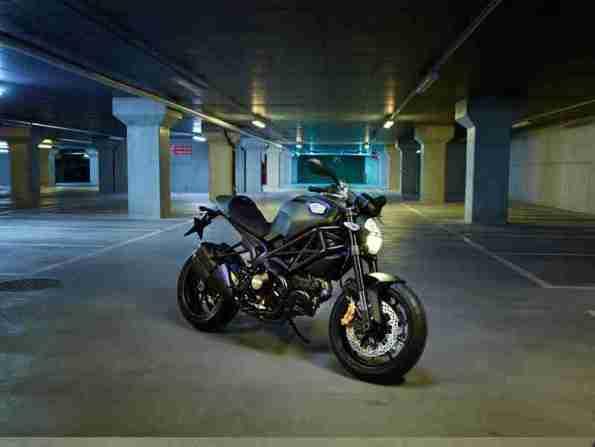Ducati Monster Diesel Edition 13