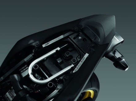 Honda Hornet six hundred 2012 11